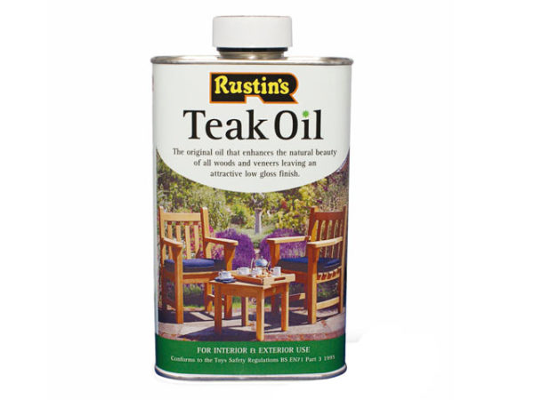 Teak Oil 500ml