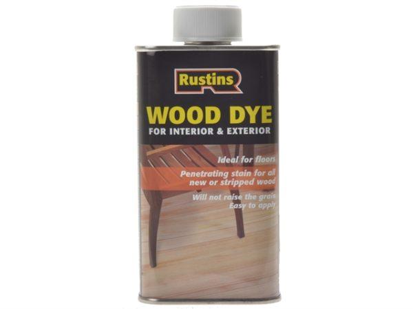 Wood Dye Antique Pine 1 litre