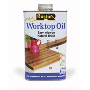 Worktop Oil 1 litre