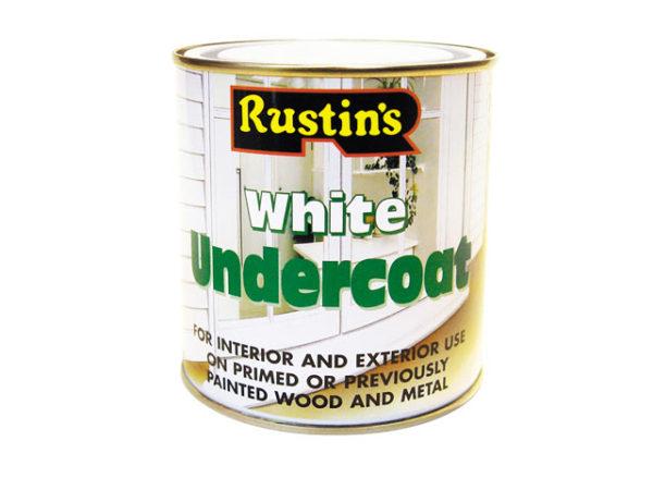 White Undercoat 250ml