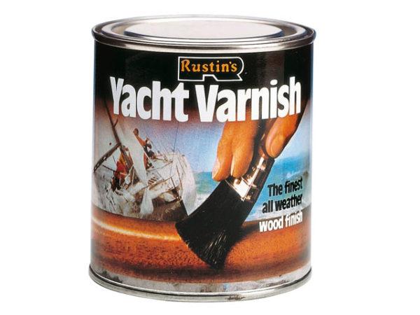 Yacht Varnish Gloss 250ml