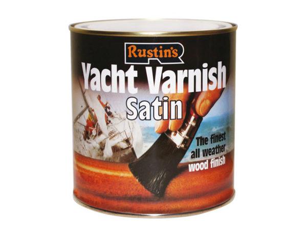 Yacht Varnish Satin 250ml