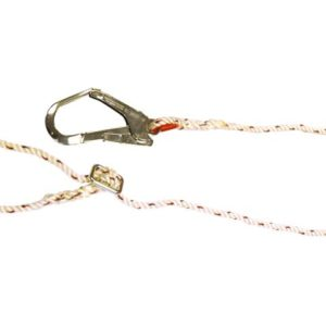 Fall Arrest Rope Lanyard 1.28m