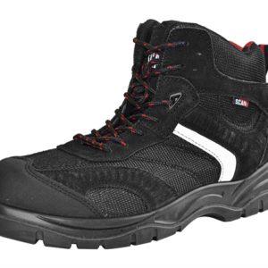 Bobcat Low Ankle Black Hiker Boots UK 12 Euro 47