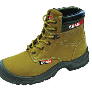 Cougar Nubuck Safety Boots UK 12 Euro 47