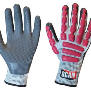 Anti-Impact Latex Cut 5 Gloves - Extra Extra Large (Size 11)