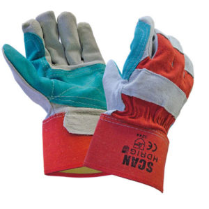 Heavy-Duty Rigger Gloves - Large