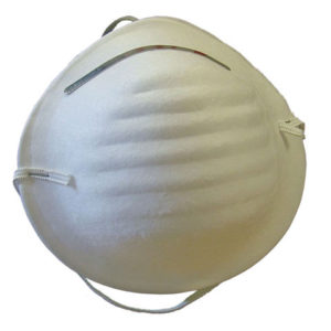 Moulded Disposable Comfort Masks Pack of 10 (Non PPE)