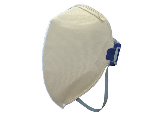 Fold Flat Disposable Mask FFP2 Protection (Pack 3)