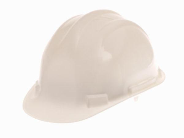 Safety Helmet White