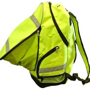 Hi-Vis Yellow Backpack