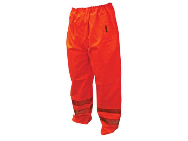 Hi-Vis Orange Motorway Trousers - M (36in)