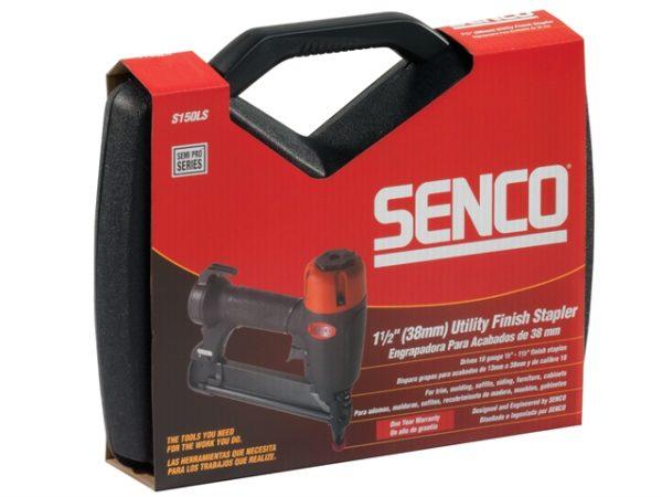 S150LS Pneumatic Semi Pro Narrow Crown Stapler