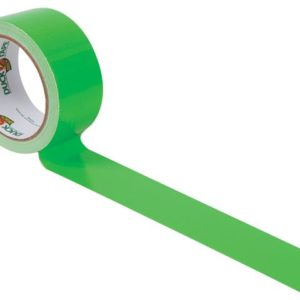 Duck Tape® 48mm x 13.7m Neon Green