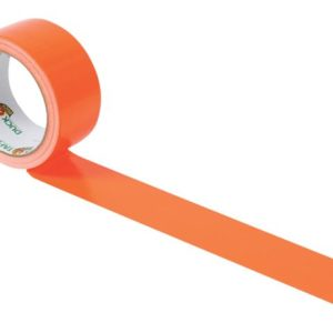 Duck Tape® 48mm x 13.7m Neon Orange
