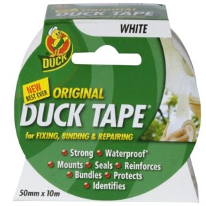 Duck Tape® Original 50mm x 10m White