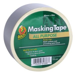 Duck Trade All Purpose Masking Tape 50mm x 50m
