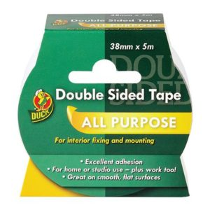 Duck Tape® Double Sided Tape 38mm x 5m
