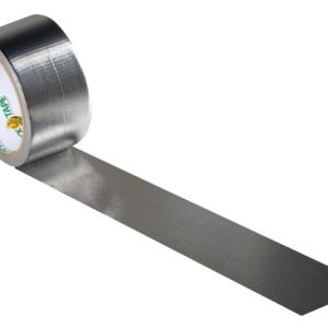 Duck Tape® 48mm x 9.1m Chrome