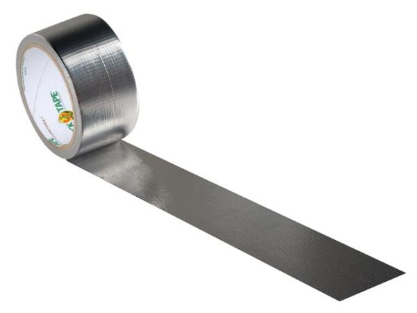 Duck Tape® 48mm x 9.1m Chrome