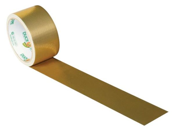 Duck Tape® 48mm x 9.1m Gold