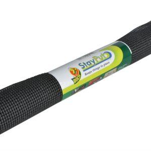 StayPut Shelf Liner 500mm x 1.8m Black