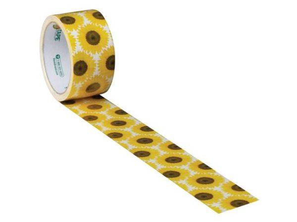 Duck Tape® 48mm x 9.1m Sunflower