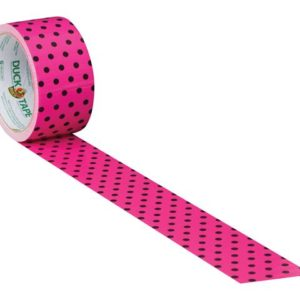 Duck Tape® 48mm x 9.1m Polka Dot
