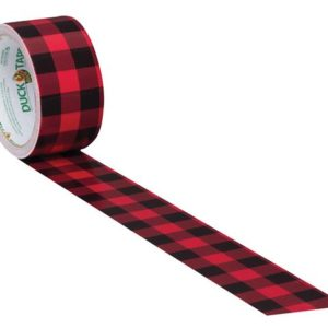 Duck Tape® 48mm x 9.1m Buffalo Plaid