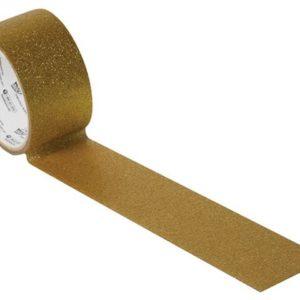 Duck Tape® 47mm x 4.5m Glitter Gold