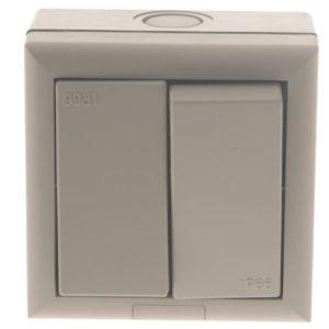 IP66 2-Way Switch 1-Gang