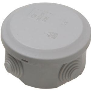 IP44 Junction Box 5T 100 x 100 x 55mm
