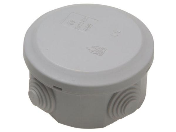 IP44 Junction Box 5T 70 x 70 x 40mm