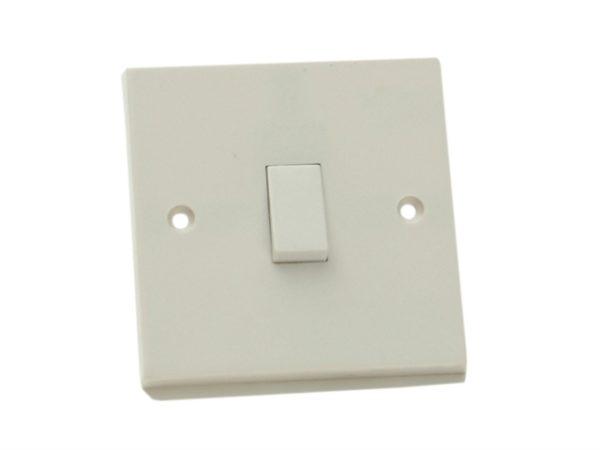 Light Switch 1 Gang 2 Way Trade Pack