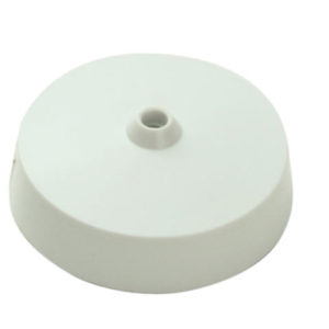 4 Terminal Ceiling Rose Clam Pack