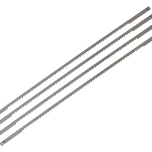 Coping Saw Blades 165mm (6.1/2in) 14tpi (Card 4)
