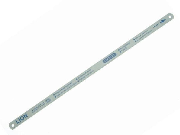 Flexible Hacksaw Blade 300mm (12in) Pack 5 Blades (18 24 & 32tpi)