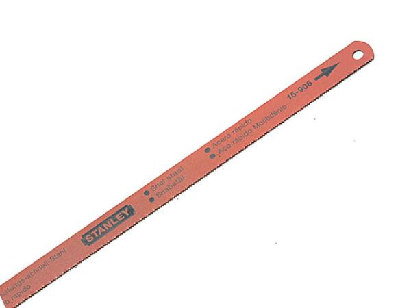 High Speed Steel Molybdenum Hacksaw Blades 300mm (12in) x 24tpi Pack 2