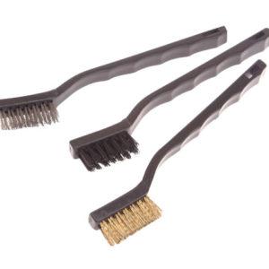 Abrasive Brush Set (3 Piece)