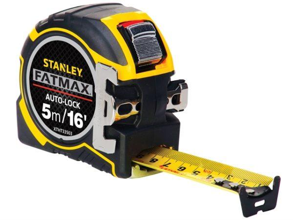 FatMax® Autolock Pocket Tape 5m/16ft (Width 32mm)