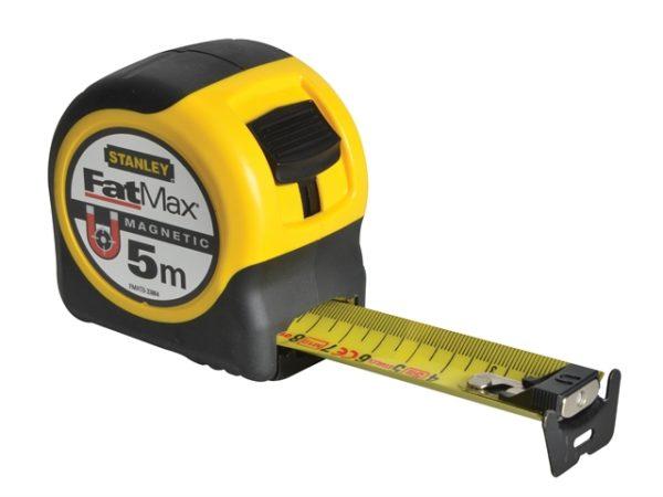 FatMax® Magnetic BladeArmor® Tape 5m (Width 32mm) (Metric only)