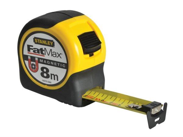 FatMax® Magnetic BladeArmor® Tape 8m (Width 32mm) (Metric only)