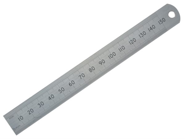 64R Rustless Rule 150mm / 6in
