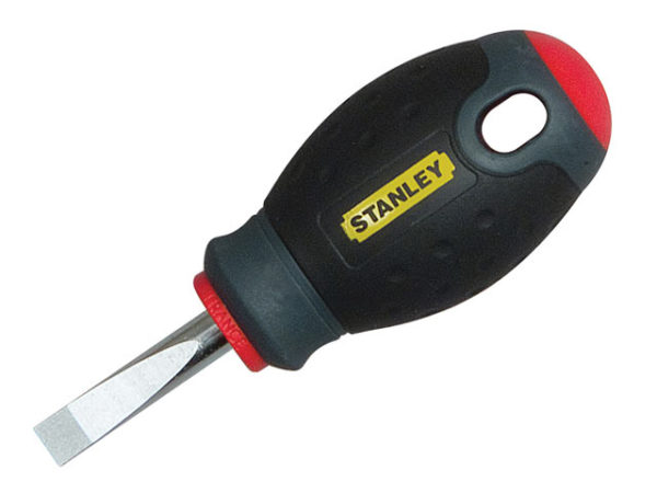 FatMax® Stubby Screwdriver Parallel Tip 5.5 x 30mm