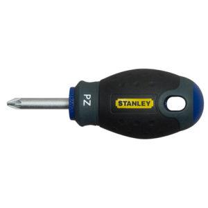FatMax® Stubby Screwdriver Pozidriv Tip PZ1 x 30mm