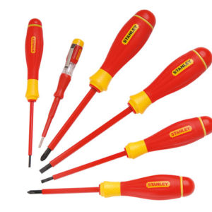 FatMax® VDE Insulated Phillips & Parallel Screwdriver Set of 6