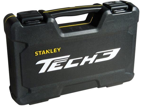 Tech 3 Socket Set of 78 1/4in & 1/2in Drive