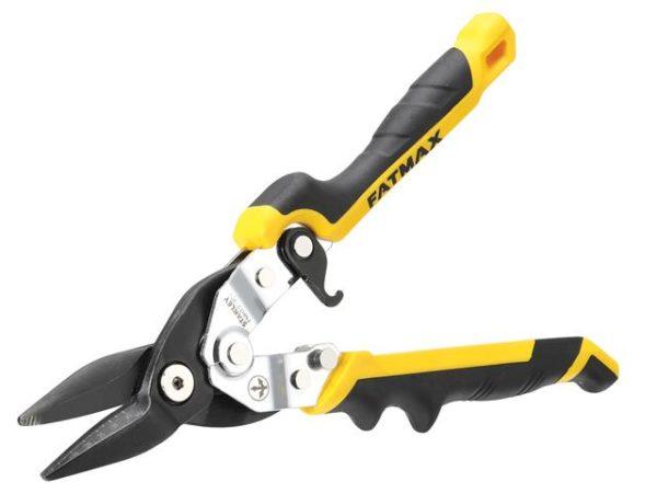 FatMax® Yellow Ergo Aviation Snips Straight Cut 250mm (10in)