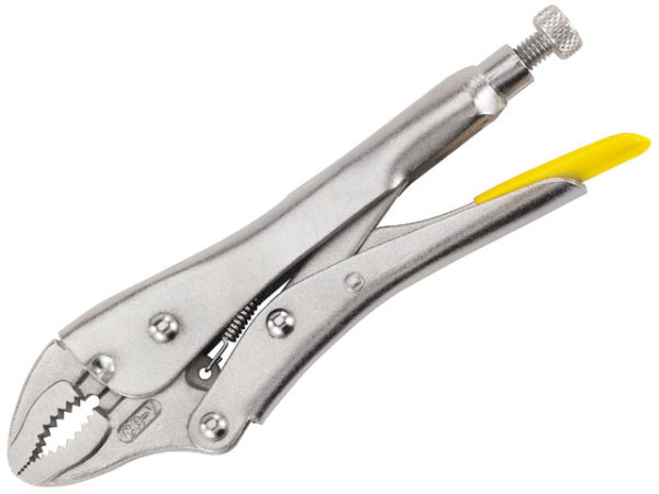 Curved Jaw Locking Pliers 225mm (9in)