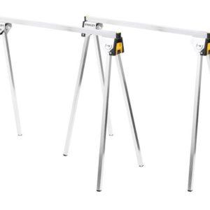 Essential Metal Sawhorses (Twin Pack)